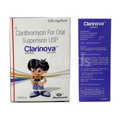 Clarinova Dry Syrup 30ml