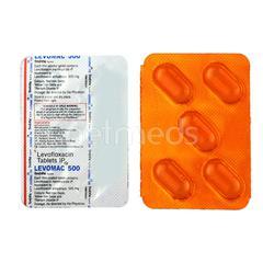 Levomac 500mg Tablet 5'S