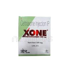 Xone 500mg Injection