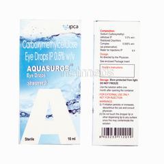 Aquasurge Eye Drops 10ml