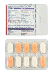 Blisto Trio 1mg Tablet 10'S