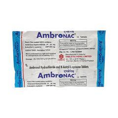 Ambronac Tablet 10'S