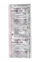 Voxinix 100mg Tablet 10'S