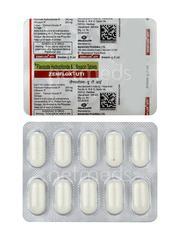 Zenflox Uti Tablet 10'S