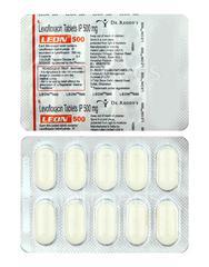 Leon 500mg Tablet 10'S