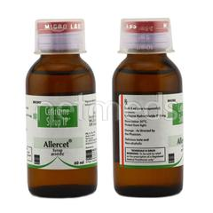 Allercet Syrup 60ml