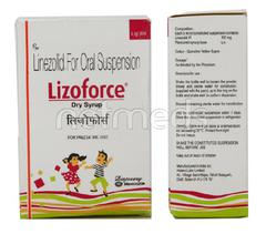 Lizoforce Dry Syrup 30ml