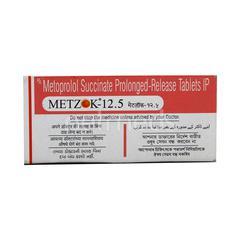Metzok 12.5mg Tablet 10'S