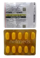 Nobel Plus Tablet 10'S