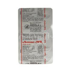Acenac MR 4mg Tablet 10'S