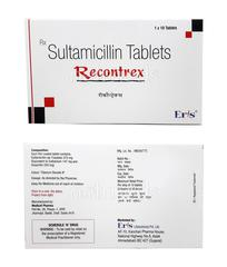 Recontrex Tablet 10'S
