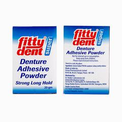 Fittydent Denture Adhesive Powder 20gm