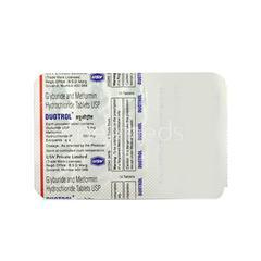 Duotrol Tablet 10'S