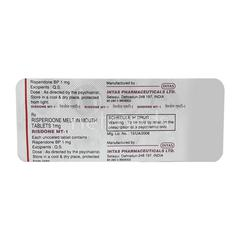 Risdone MT 1mg Tablet 10'S