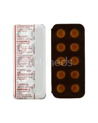 Risdone 3mg Tablet 10'S