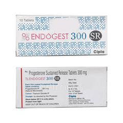 Endogest SR 300mg Tablet 10'S