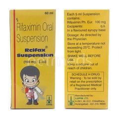 Rcifax Suspension 60ml