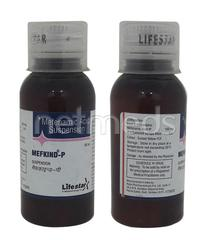 Mefkind P Suspension 60ml