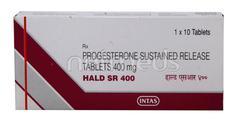 Hald SR 400mg Tablet 10'S