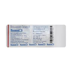 Rozavel 5mg Tablet 10'S