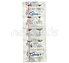 Dilnip 5mg Tablet 10'S