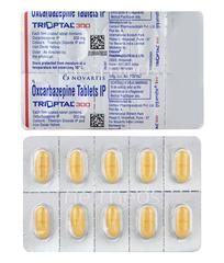 Trioptal 300mg Tablet 10'S