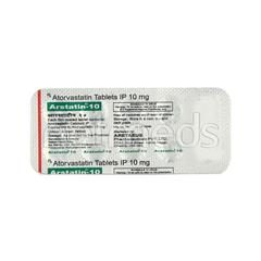 Arstatin 10mg Tablet 10'S