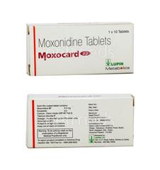 Moxocard 0.3mg Tablet 10'S
