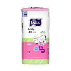 Bella Maxi Drai Wings Sanitary Napkins 15's
