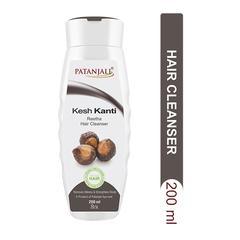 Patanjali Kesh Kanti Hair Cleanser - Reetha 200 ml