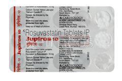 Jupiros 10mg Tablet 15'S