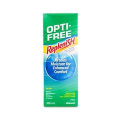 OPTI-FREE Replenish Multipurpose Disinfecting Solution 300 ml