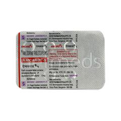 Amcard 5mg Tablet 7'S