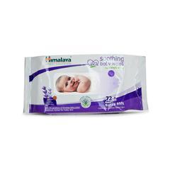Himalaya Soothing Extra Soft Baby Wipes - Sensitive Skin 72's