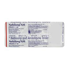 Nebilong AM Tablet 10'S