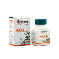 Himalaya Wellness Shallaki Tablet 60's