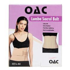 Tynor Oac Lumbo Sacral Belt (L) (L 02)