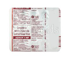Azulix MF 2mg Tablet 15'S