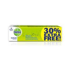 Dettol Lather Shaving Cream - Fresh 78 gm