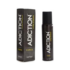 Adiction Body Perfume - Xtra Strong Force 122 ml