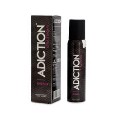 Adiction Body Perfume - Xtra Strong Energy 122 ml