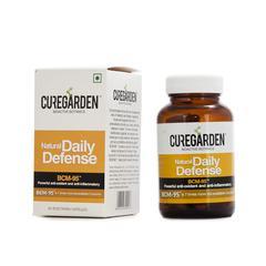 Curegarden Daily Defense 60 Vegetarian Capsules