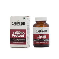 Curegarden Cardio Protect 60 Vegetarian Capsules