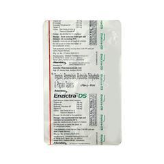 Enzictra DS Tablet 10'S