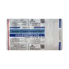Moxikind CV 375mg Tablet 10'S