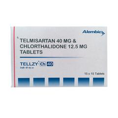 Tellzy CH 40mg Tablet 15'S