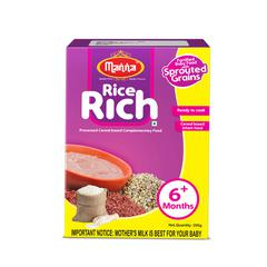 Manna Rice Rich Powder 200 gm