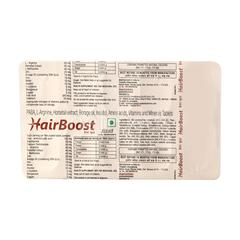 Hairboost Tablet 10'S