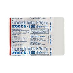 Zocon 150mg Tablet 2'S