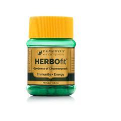 Dr.Vaidya's Herbofit Capsule 30's